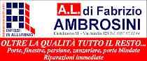 AL Fabrizio Ambrosini - Infissi in alluminio