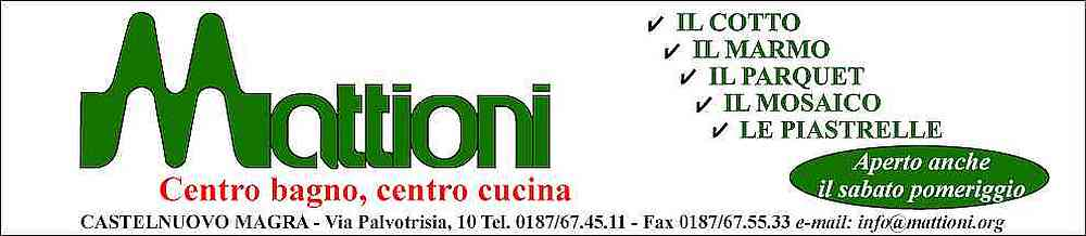 Mattioni - Centro bagno, Centro Cucine